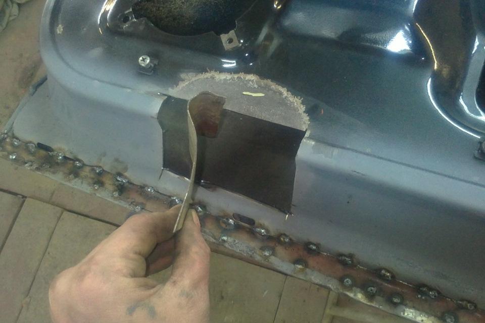 Фото №23 - ремонт дверей ВАЗ 2110