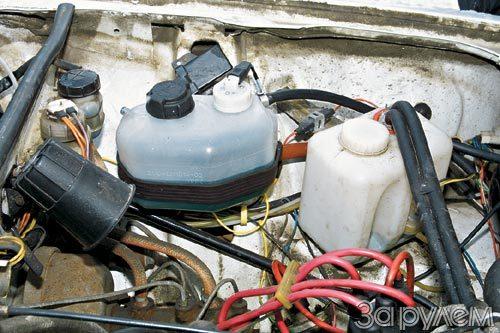 Фото №10 - куда уходит тормозная жидкость ВАЗ 2110