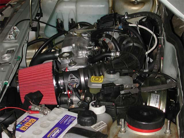 Фото №14 - диагностика двигателя ВАЗ 2110 инжектор своими руками