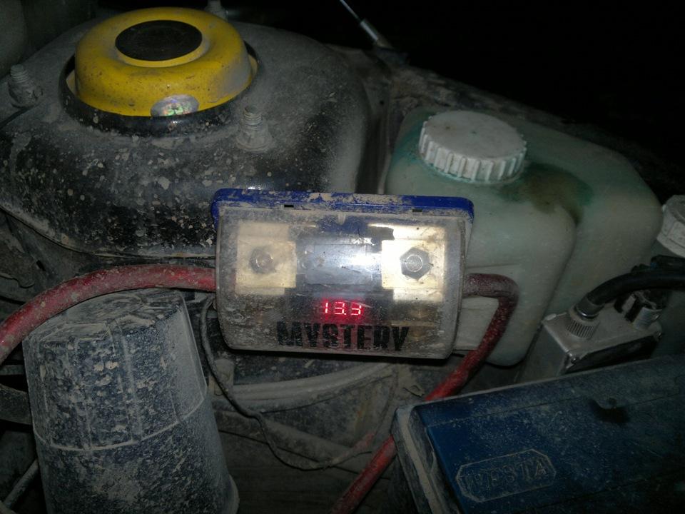 Фото №15 - ВАЗ 2110 реле регулятора напряжения