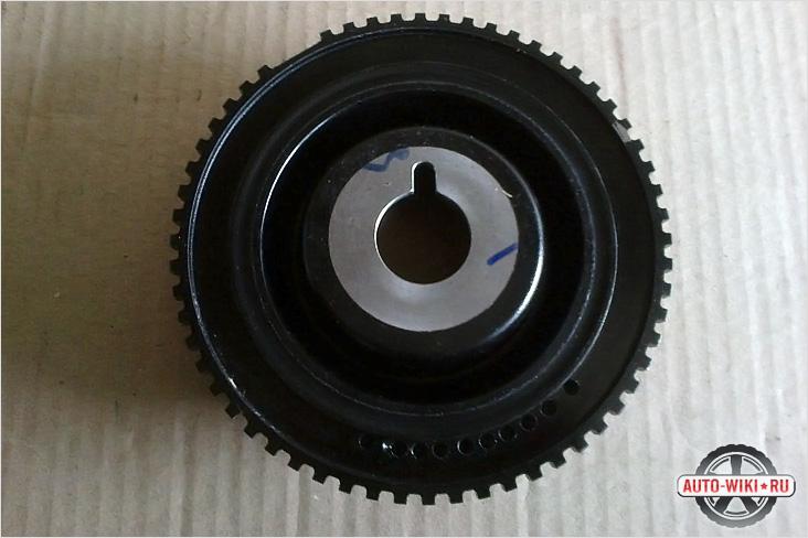 Фото №11 - ВАЗ 2110 как открутить шкив коленвала