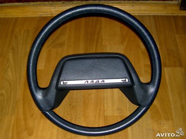 Фото №20 - руль на ВАЗ 2110