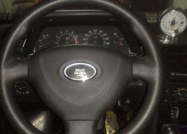 Фото №23 - руль на ВАЗ 2110
