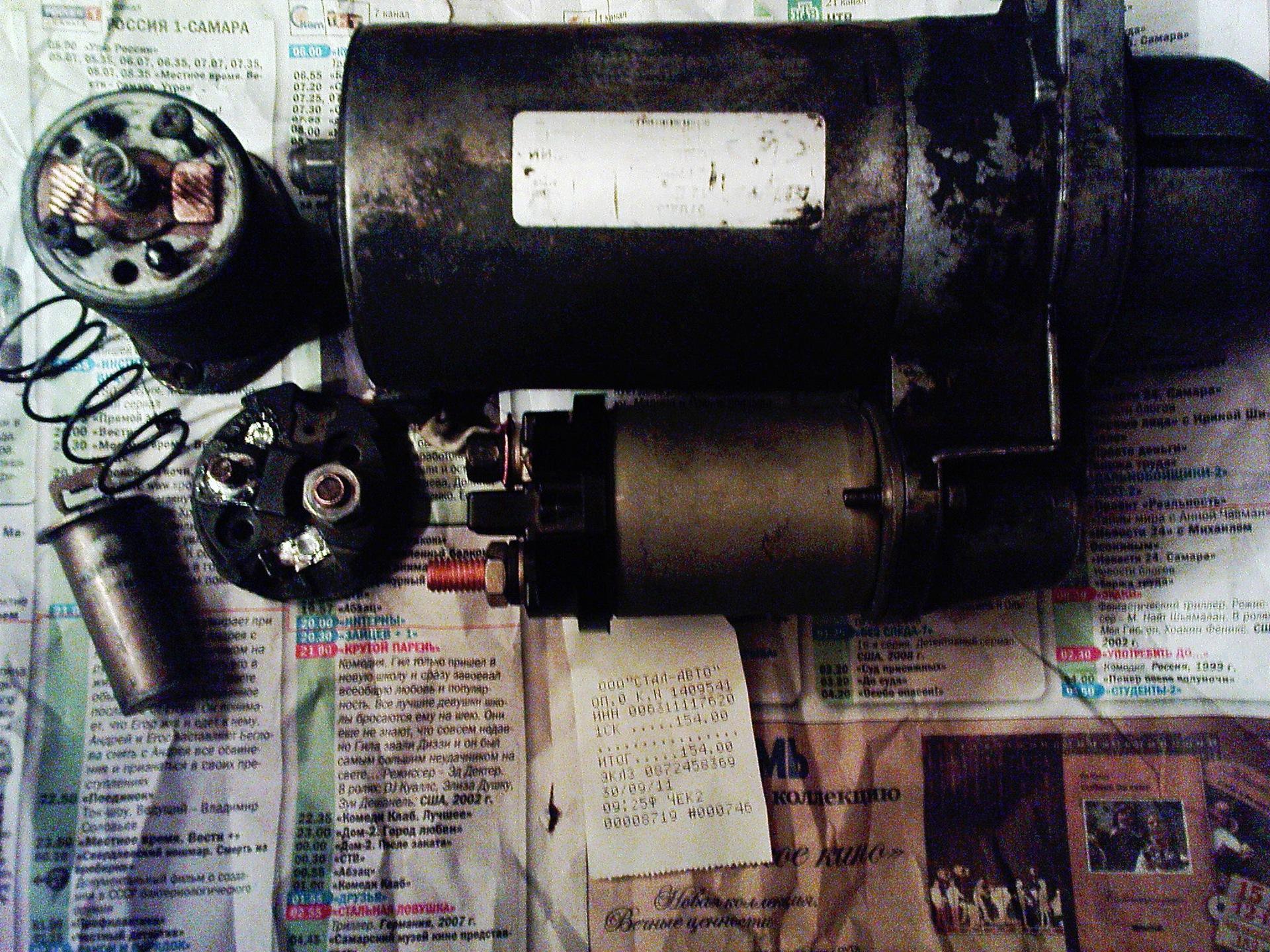Фото №6 - почему не работает стартер на ВАЗ 2110