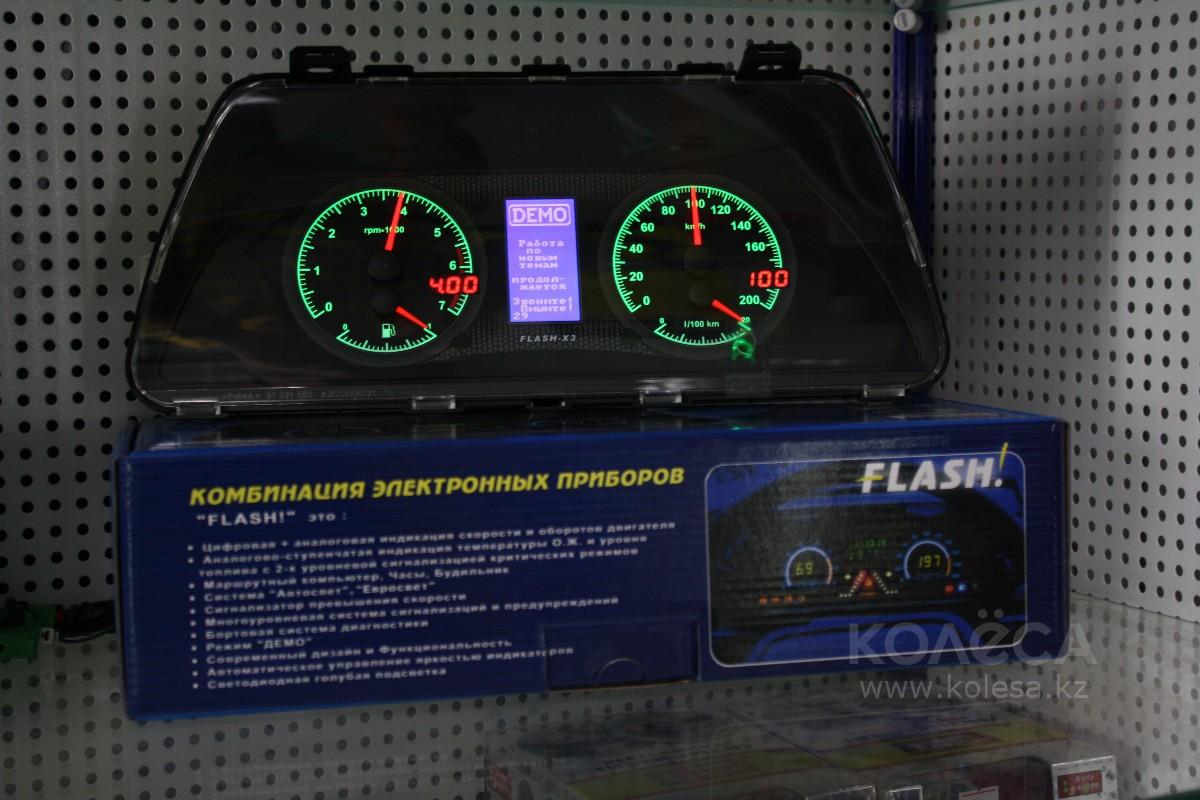 Фото №20 - приборная панель для ВАЗ 2110 с бортовым компьютером