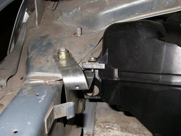 Фото №18 - замена старого термостата на новый образец ВАЗ 2110