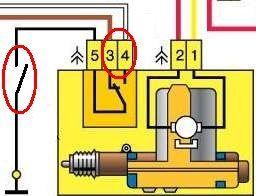 Фото №24 - схема подключения центрального замка ВАЗ 2110