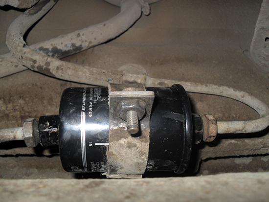 Фото №43 - фильтр топливный ВАЗ 2110