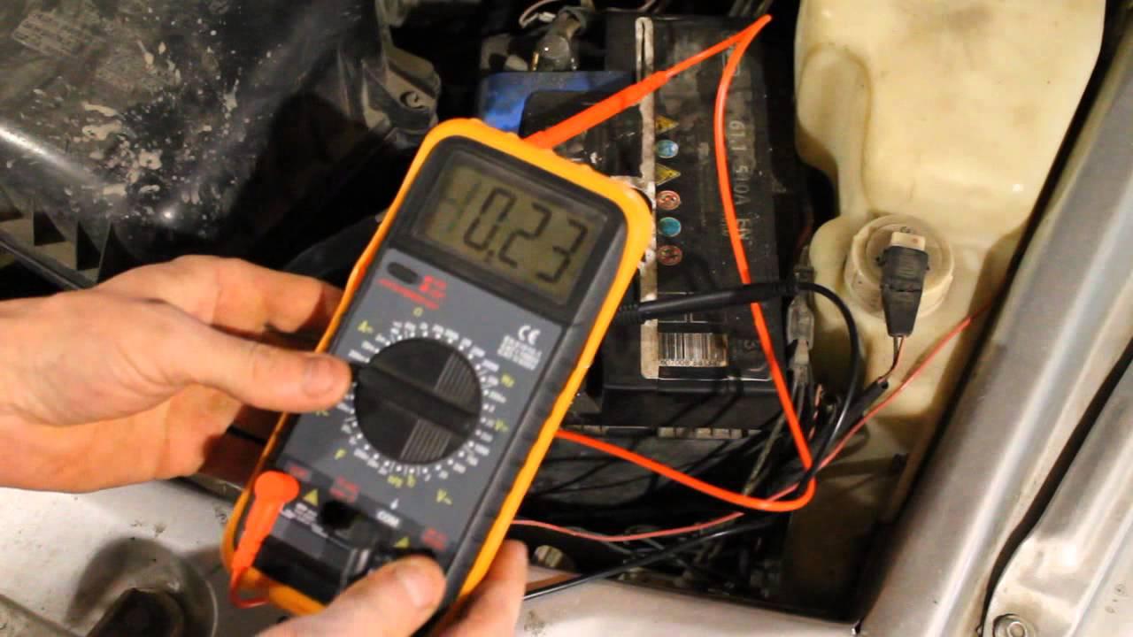 Фото №27 - ВАЗ 2110 бьется током