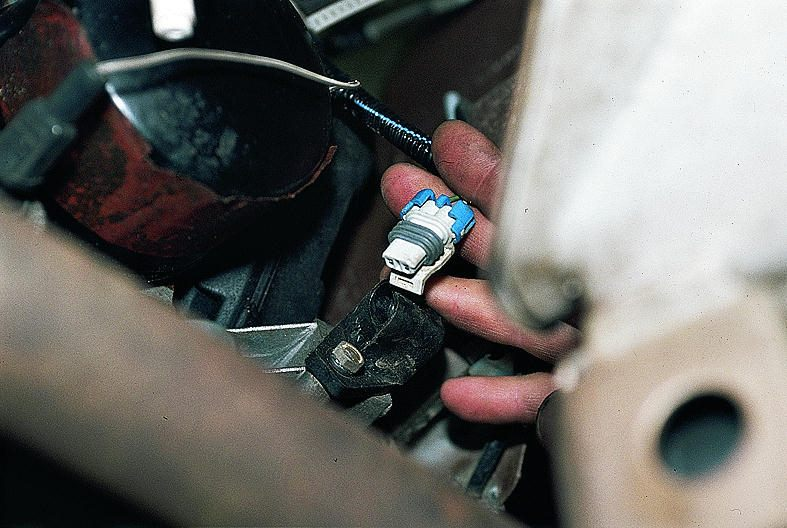Фото №6 - как поменять датчик дроссельной заслонки на ВАЗ 2110