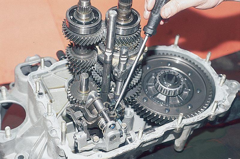 Фото №12 - ремонт кпп ВАЗ 2110