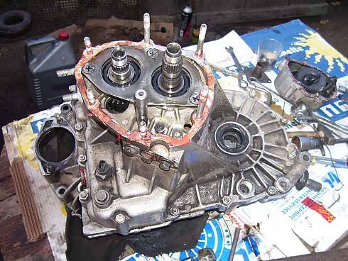 Фото №19 - ремонт коробки передач на ВАЗ 2110 своими руками