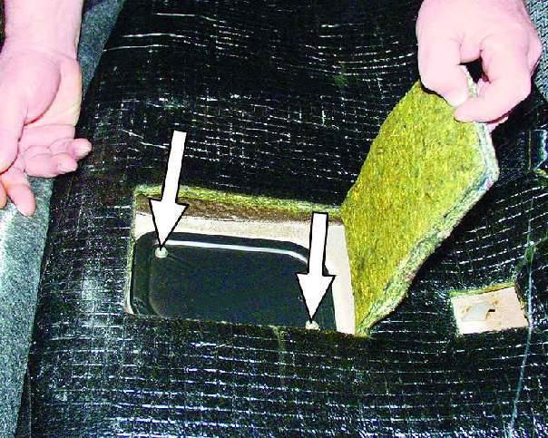 Фото №32 - как поменять поплавок в бензобаке ВАЗ 2110