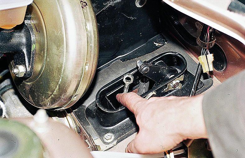 Фото №18 - замена сцепления ВАЗ 2110