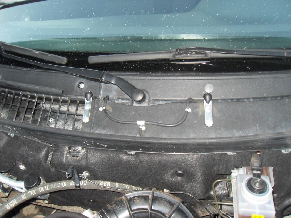 Фото №26 - система омывателя лобового стекла ВАЗ 2110
