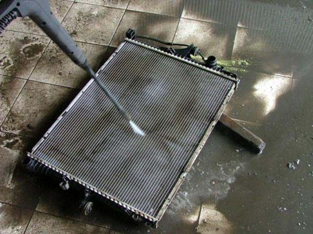 Фото №15 - чистка радиатора ВАЗ 2110