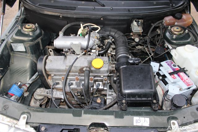 Фото №18 - неисправности ВАЗ 2110 инжектор 8 клапанов