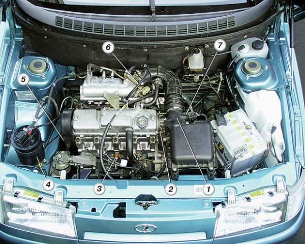 Фото №22 - система охлаждения ВАЗ 2110