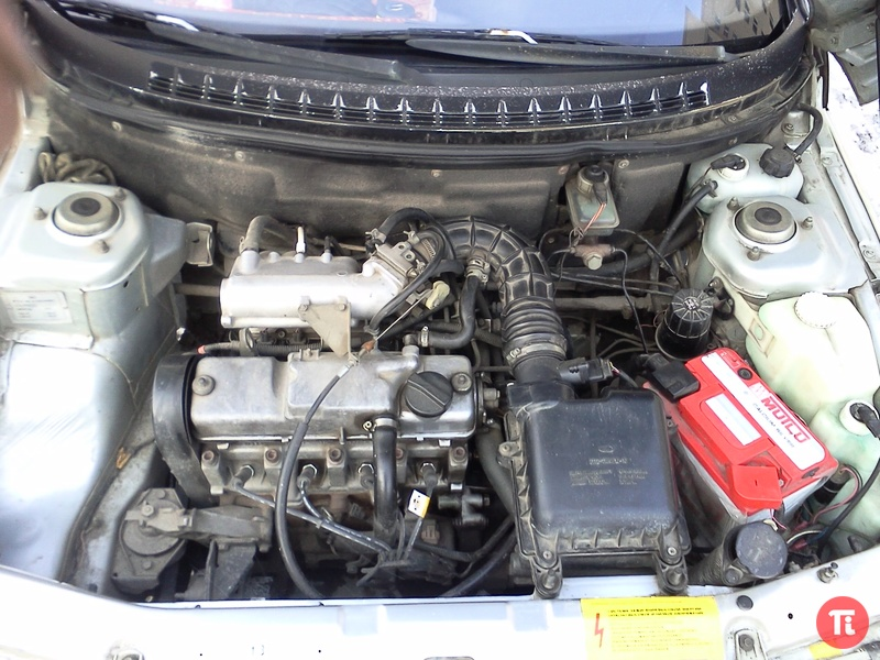 Фото №18 - ВАЗ 2110 8 клапанов инжектор замена форсунок