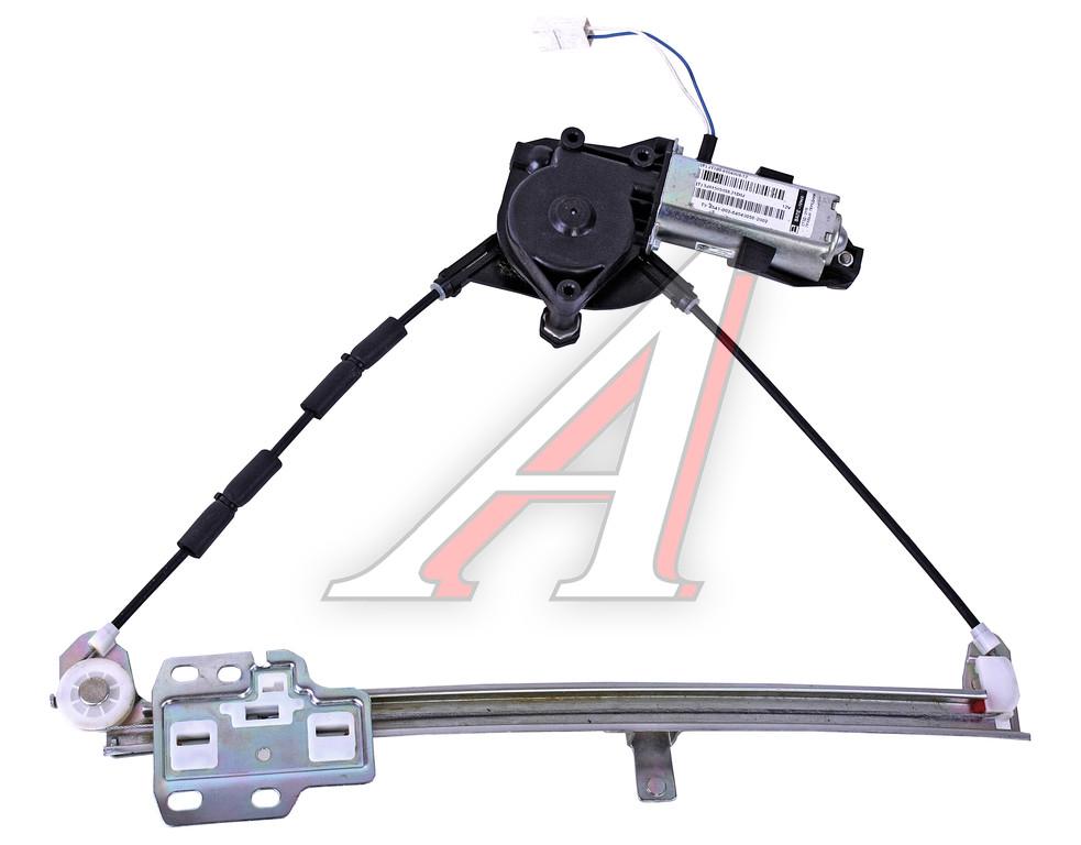 Фото №1 - установка стеклоподъемника ВАЗ 2110