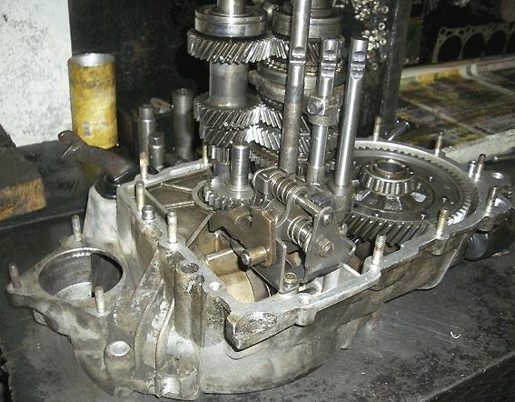 Фото №6 - ремонт 2 передачи ВАЗ 2110