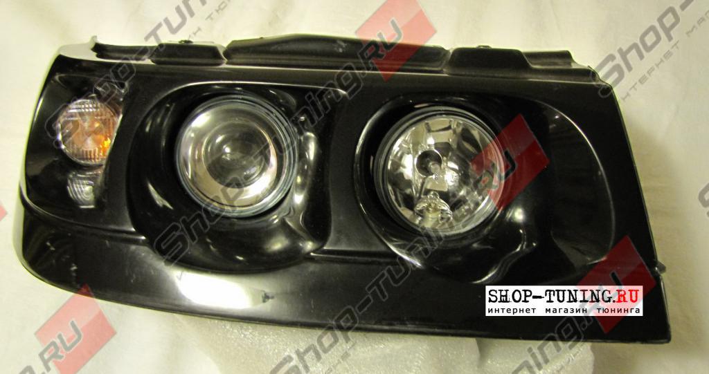 Фото №24 - оптика на ВАЗ 2110 тюнинг