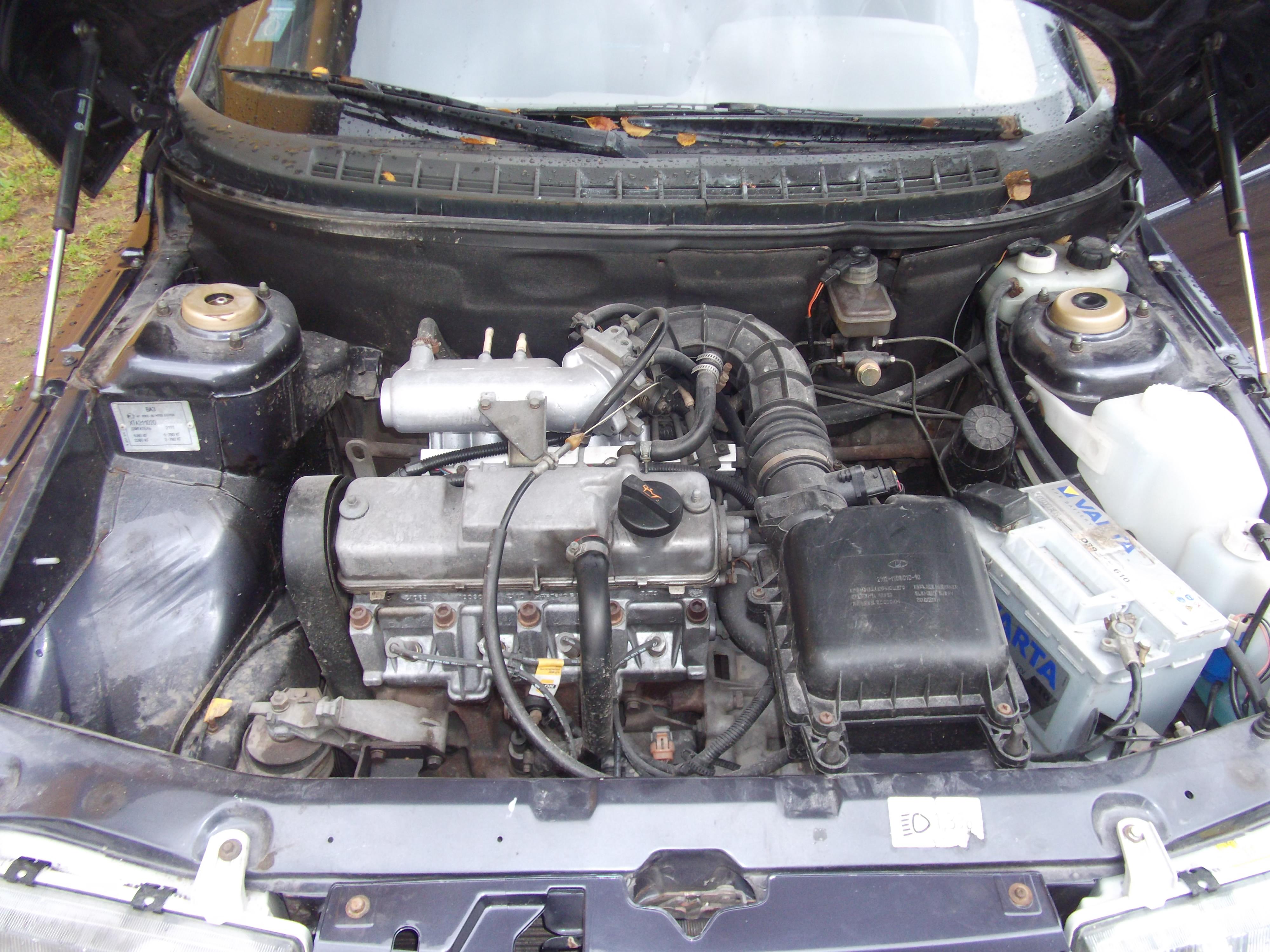 Фото №25 - неисправности ВАЗ 2110 инжектор 8 клапанов