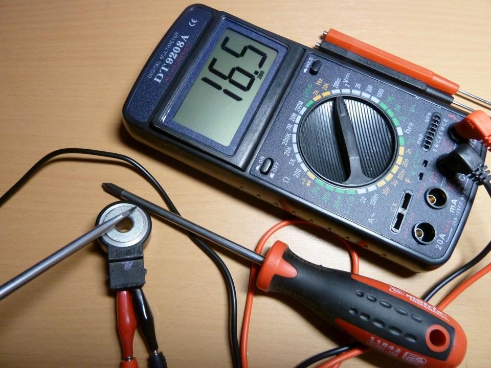 Фото №40 - ВАЗ 2110 замена датчика детонации