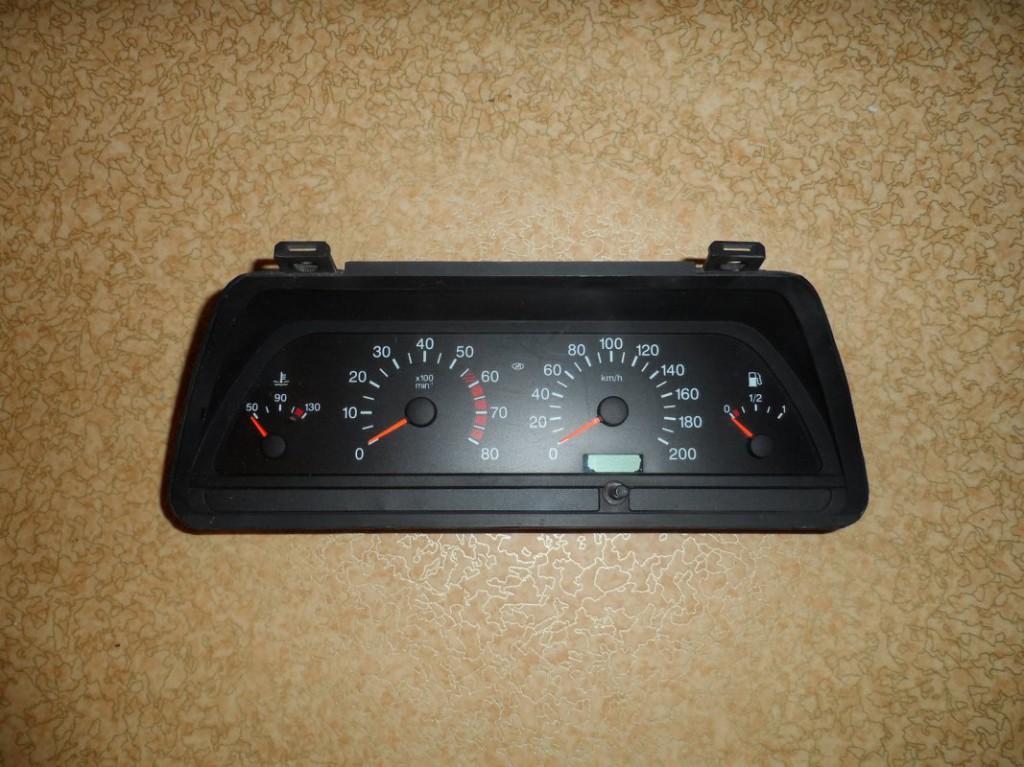 Фото №53 - приборный щиток ВАЗ 2110