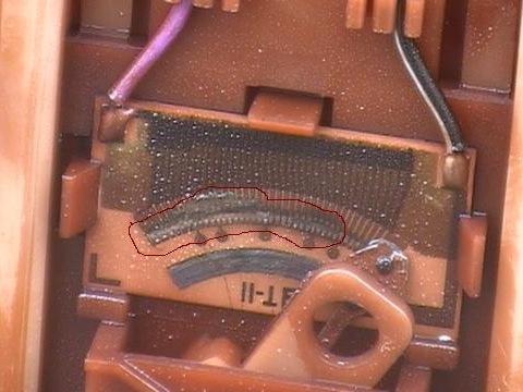 Фото №2 - ВАЗ 2110 неправильно показывает уровень топлива