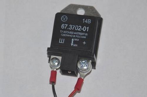 Фото №2 - ВАЗ 2110 как проверить реле регулятор генератора