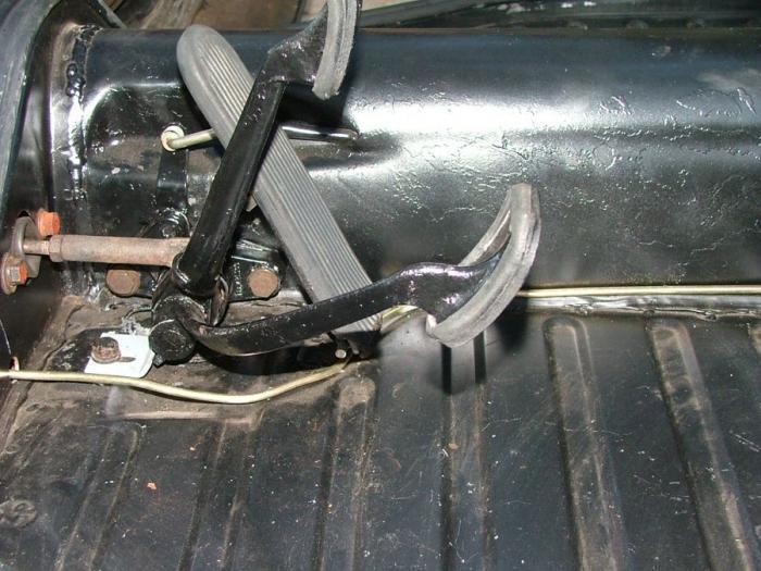 Фото №16 - провалилась педаль сцепления ВАЗ 2110 тросик целый