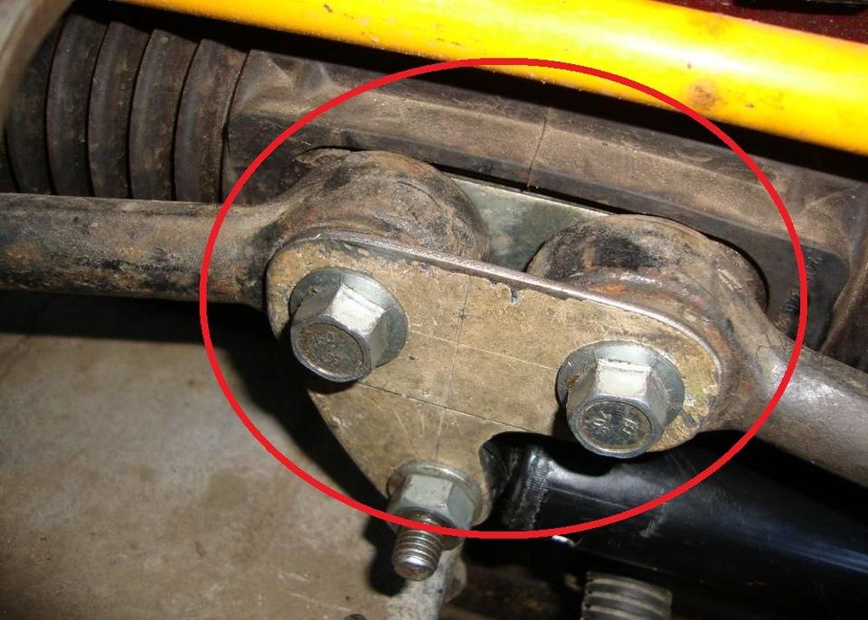 Фото №31 - замена ремкомплекта рулевой рейки ВАЗ 2110