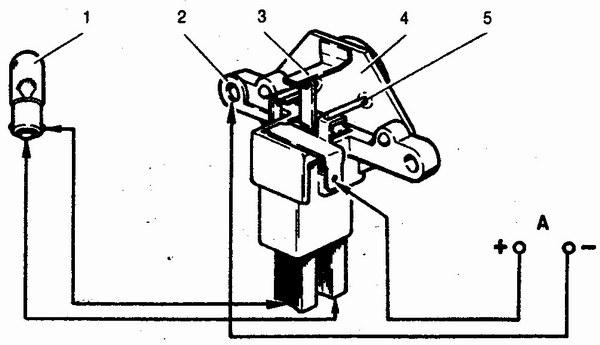 Фото №6 - ВАЗ 2110 как проверить реле регулятор генератора