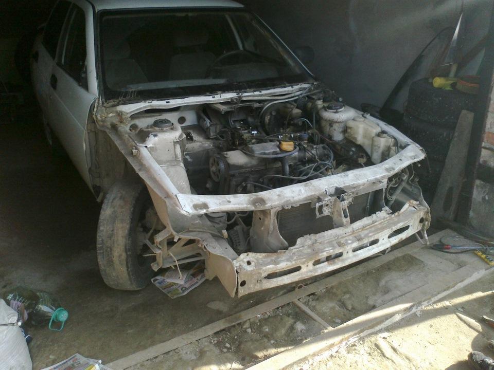 Фото №37 - ремонт ВАЗ 2110