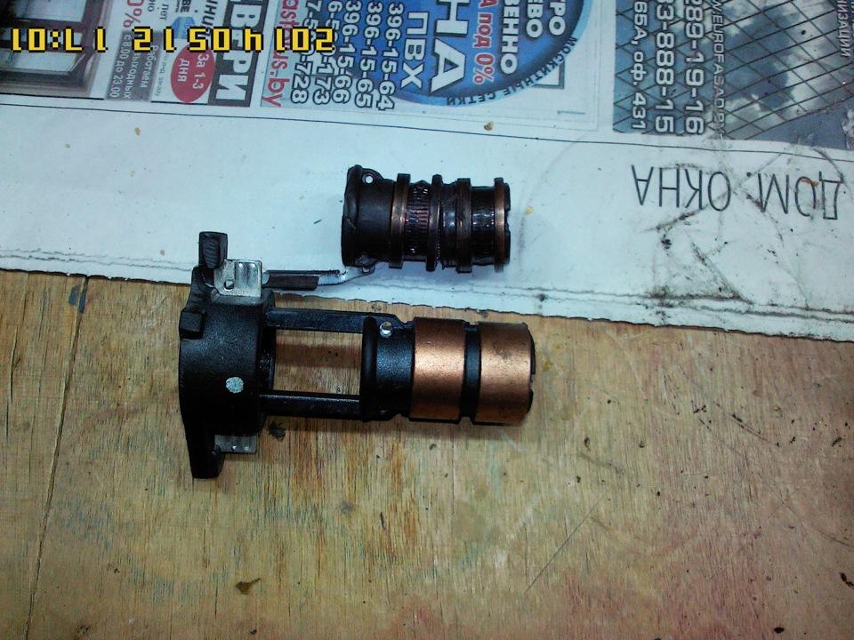 Фото №17 - замена токосъемных колец генератора ВАЗ 2110