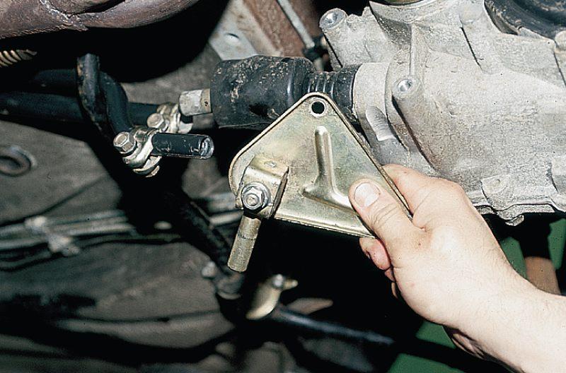 Фото №23 - регулировка включения передач на ВАЗ 2110