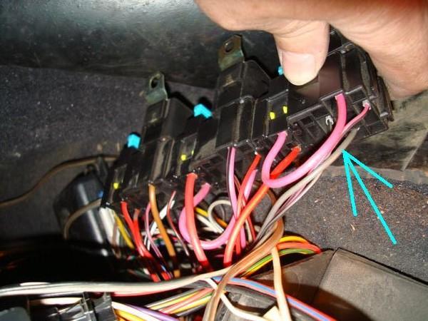 Фото №12 - почему не работает бензонасос на ВАЗ 2110