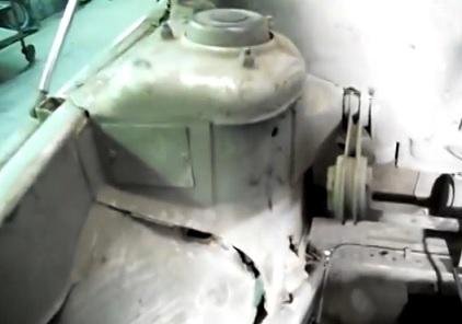 Фото №7 - ремонт кузова ВАЗ 2110 своими руками