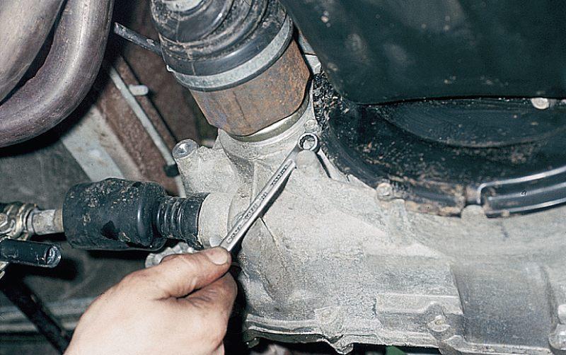 Фото №20 - ремонт коробки передач на ВАЗ 2110 своими руками