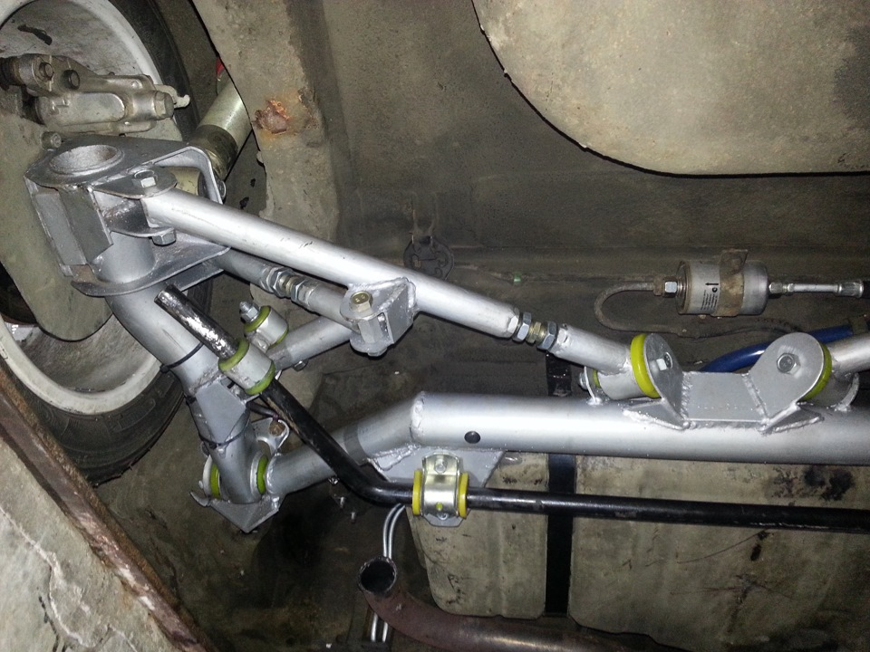 Фото №23 - ремонт подвески ВАЗ 2110 своими руками