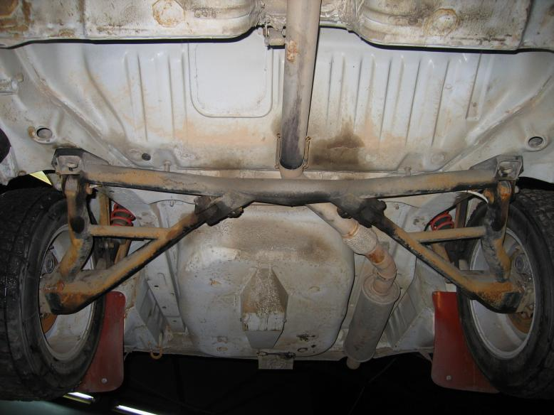 Фото №18 - независимая задняя подвеска ВАЗ 2110