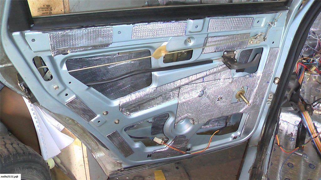 Фото №28 - ремонт дверей ВАЗ 2110 своими руками