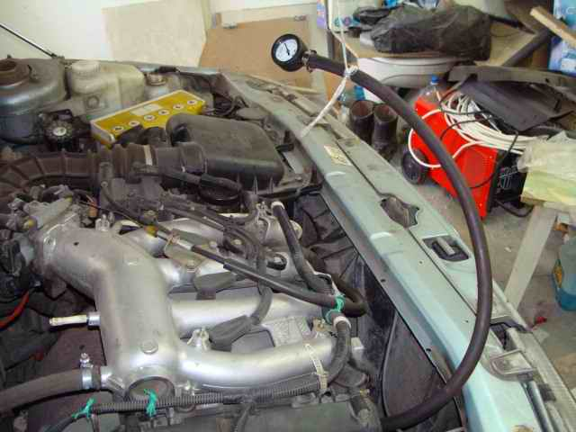 Фото №2 - регулятор давления топлива ВАЗ 2110 16 клапанов признаки неисправности