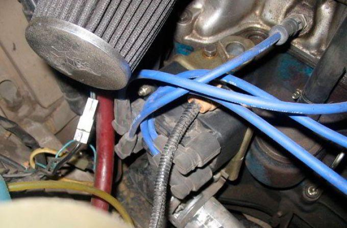 Фото №16 - трамблер ВАЗ 2110 инжектор