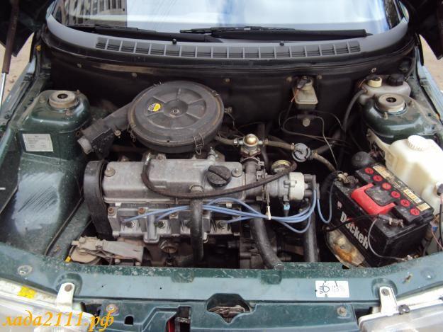 Фото №24 - двигатель ВАЗ 2110 инжектор