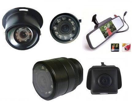 Фото №4 - камера заднего вида на ВАЗ 2110