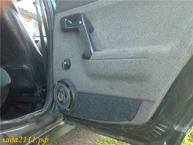 Фото №5 - задние стеклоподъемники на ВАЗ 2110