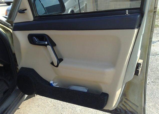 Фото №18 - ремонт дверей ВАЗ 2110 своими руками