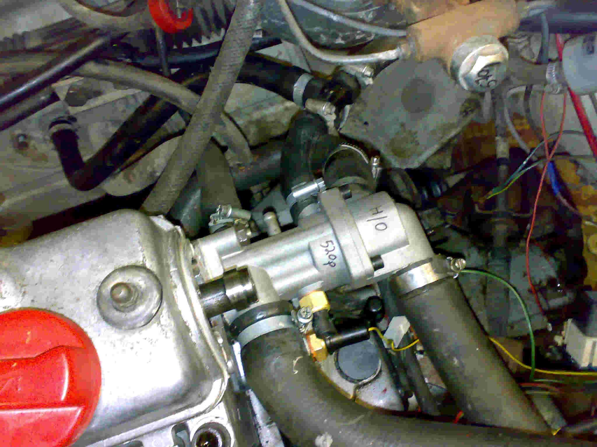 Фото №30 - ВАЗ 2110 ремонт термостата